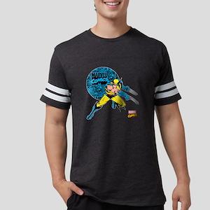 Wolverine Circle Mens Football Shirt