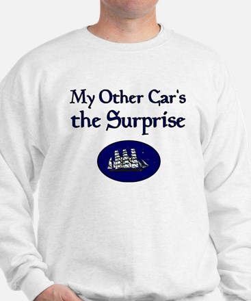 My Other Car's the Surprise Sweatshirt