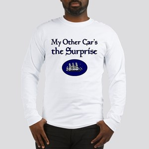 My Other Car's the Surprise Long Sleeve T-Shirt