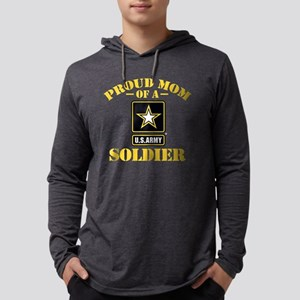 proudarmymom33b Mens Hooded Shirt