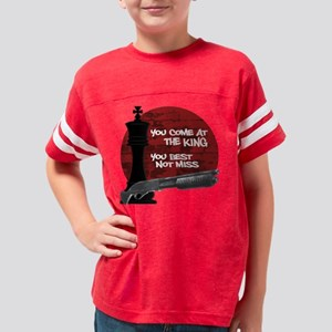 The Wire The King Youth Football Shirt