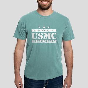 usmcnephew2 Mens Comfort Colors Shirt