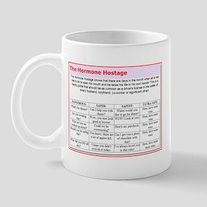 The Hormone Hostage Mug