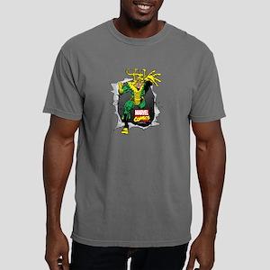 Loki Ripped Mens Comfort Colors Shirt