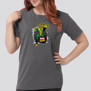 Loki Ripped Womens Comfort Colors Shirt