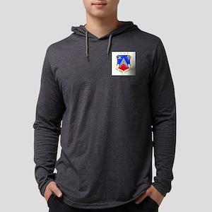 Air War College copy Mens Hooded Shirt