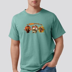 Ice Age Best Friends Dar Mens Comfort Colors Shirt