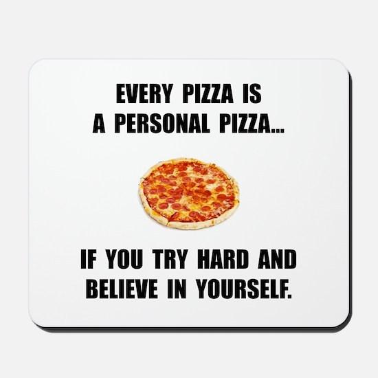 Personal Pizza Mousepad