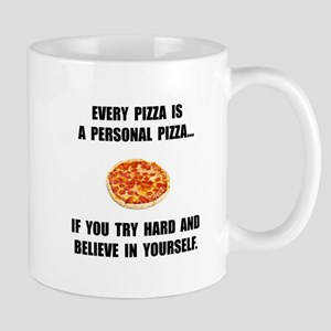 Personal Pizza Mugs