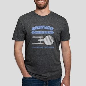 Starfleet Psychology Divisi Mens Tri-blend T-Shirt