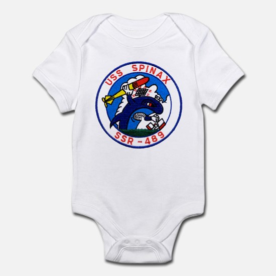 USS SPINAX Infant Bodysuit