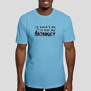 It Wasnt Me Monkey T-Shirt