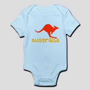 Australia Body Suit