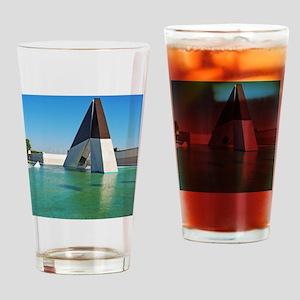 Ultramar memorial Drinking Glass