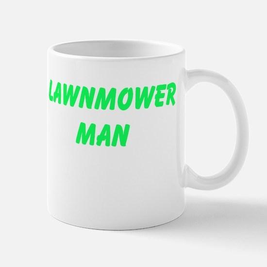 Lawnmower Man Mugs