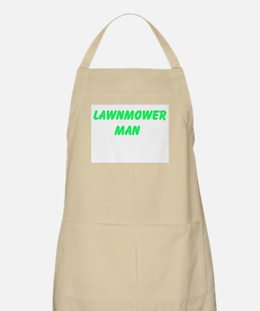 Lawnmower Man Apron