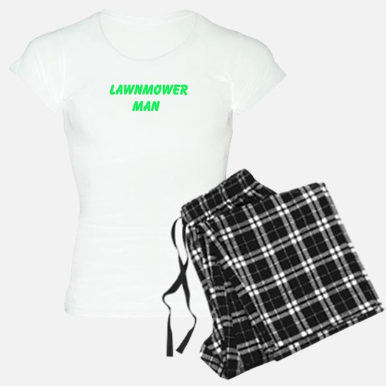 Lawnmower Man Pajamas