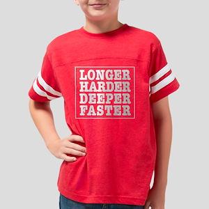 sex050_black Youth Football Shirt