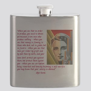 your society is doomed Flask