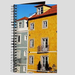Lisbon building Journal