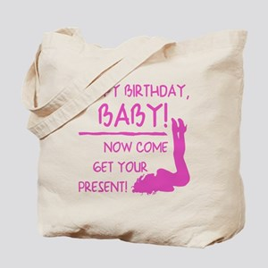 Sexy Birthday Gift For Men Tote Bag