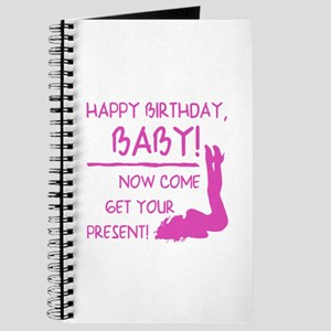 Sexy Birthday Gift For Men Journal