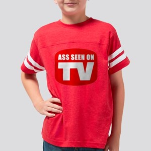 CafeSend Youth Football Shirt