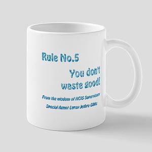 Rule No. 5 Large Mugs