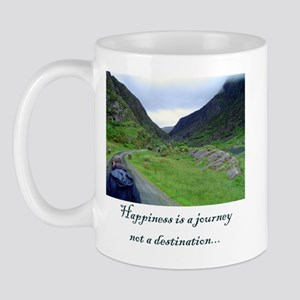 HAPPINESS IS A JOURNEY 2... Mug