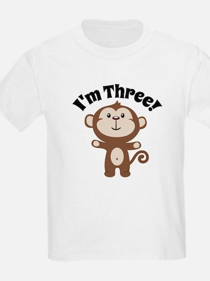 Monkey Im 3 T-Shirt