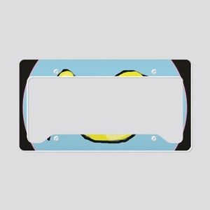 Squeakin' Cheese Curd License Plate Holder
