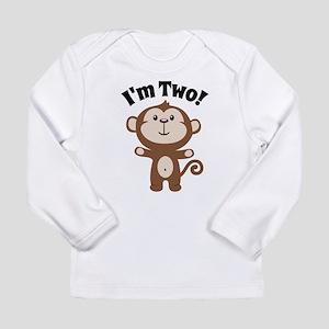 Monkey Im 2 Long Sleeve T-Shirt