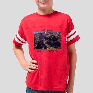 schist10x10x2 Youth Football Shirt