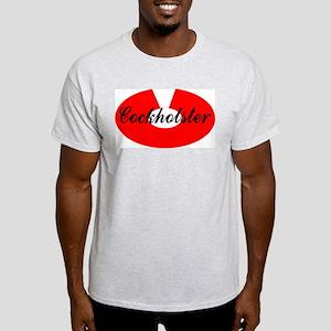 Cock holster Ash Grey T-Shirt