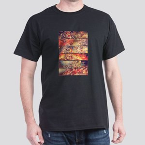 Transformers Comic Dark T-Shirt