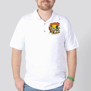 Grimlock Golf Shirt