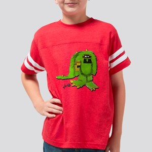 Monster Youth Football Shirt