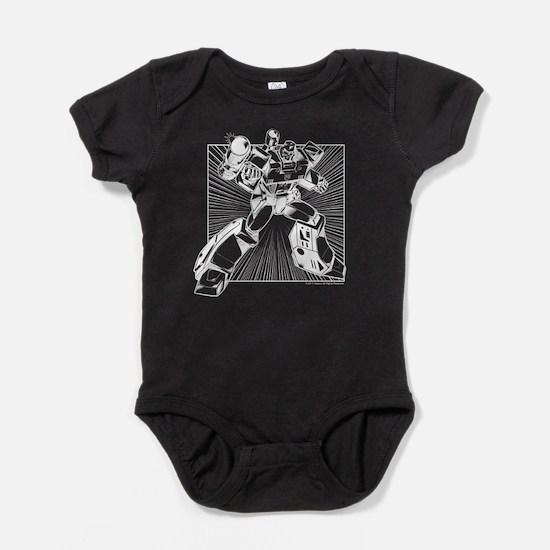 Megatron Baby Bodysuit