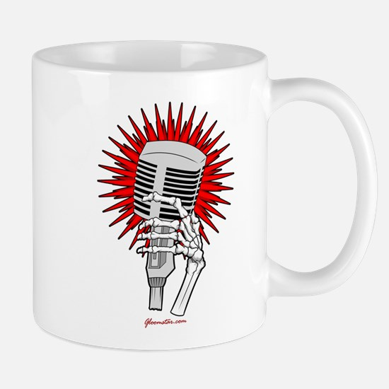 Rockabilly Microphone Mug
