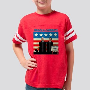 whack a candidate orig Youth Football Shirt