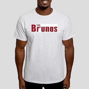 The Bruno family Ash Grey T-Shirt
