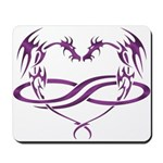 Purple Polydragon Mousepad