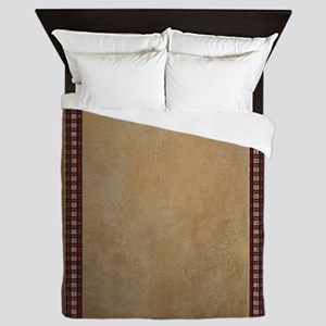 WESTERN PILLOW 41 Queen Duvet