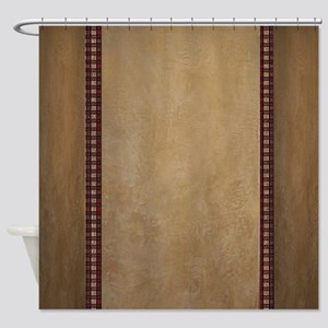 WESTERN PILLOW 41 Shower Curtain