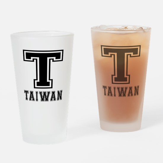 Taiwan Designs Drinking Glass