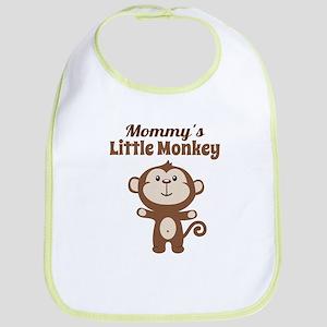 Mommys Little Monkey Bib