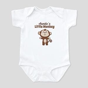 Aunties Little Monkey Body Suit