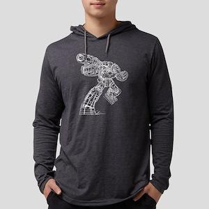 Megatron Mens Hooded Shirt