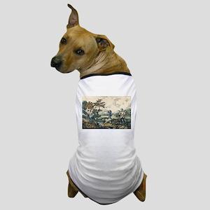 Quail shooting - 1907 Dog T-Shirt