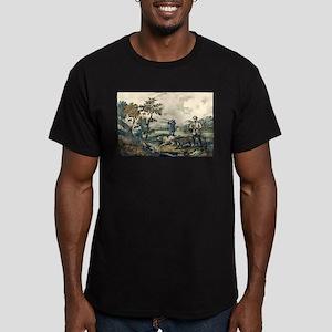 Quail shooting - 1907 T-Shirt